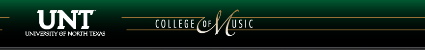 UNT College of Music