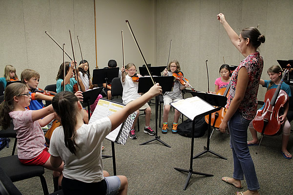 String Project - UNT College of Music