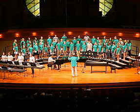 Cambiata Institute of America for Early Adolescent Vocal Music