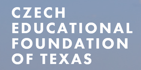 Czech Educational Foundation of Texas - Logo