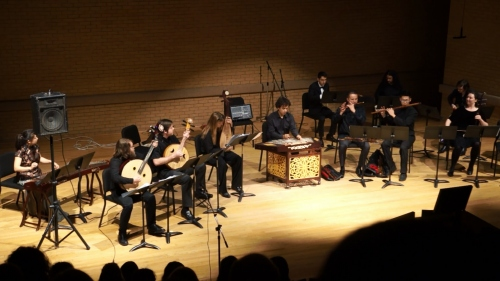 Chinese Ensemble College Of Music