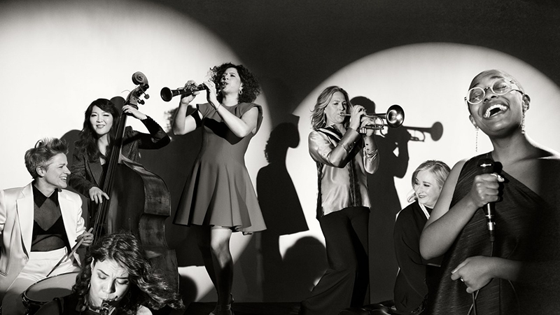 Sisters of Swing - Female Jazz Musicians Performing