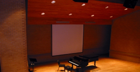 Recital Hall - University of North Texas College of Music