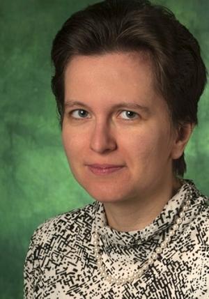 Ellen Bakulina, headshot