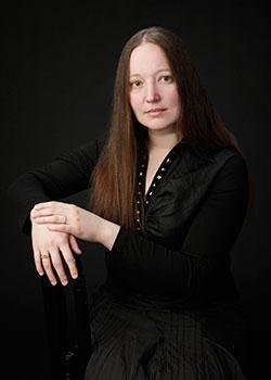 Liudmila Georgievskaya - headshot