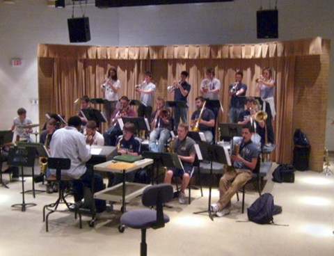 Stan Kenton Hall - University of North Texas College of Music