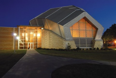 Murchison Performing Arts Center - University of North Texas College of Music