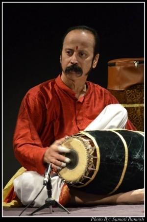 Poovalur Sriji - headshot