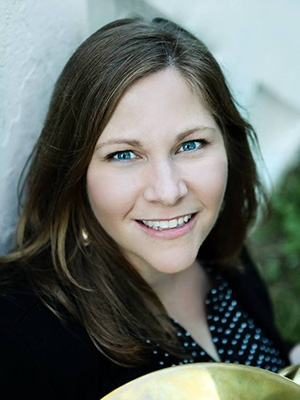 Stacie Mickens, Hornist
