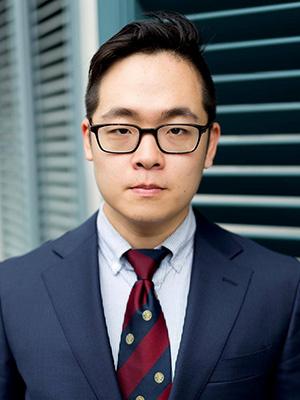 Andrew Chung, headshot