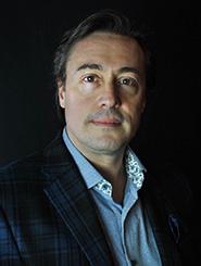 Robert Frankenberry, headshot