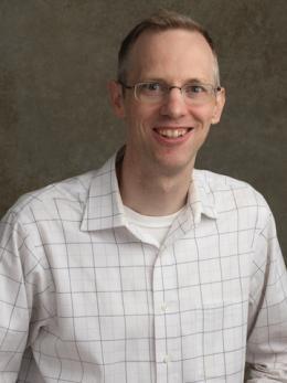 David Heetderks, Headshot