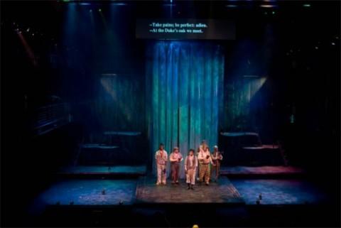 Lyric Theatre - University of North Texas College of Music