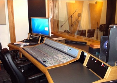 Student Computer Lab and Recording Studio - University of North Texas College of Music