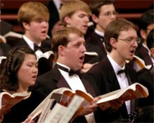 A Capella Choir - University of North Texas College of Music