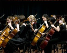 Concert Orchestra - University of North Texas College of Music