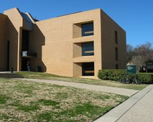 North Music Practice Building - University of North Texas College of Music