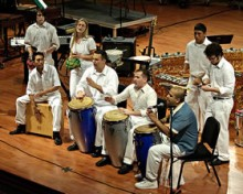 Afro-Cuban Percussion Ensemble - University of North Texas College of Music