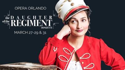 Camille Ortiz and Orlando Opera
