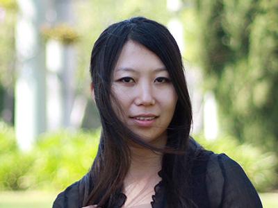 Jackie Gao, headshot
