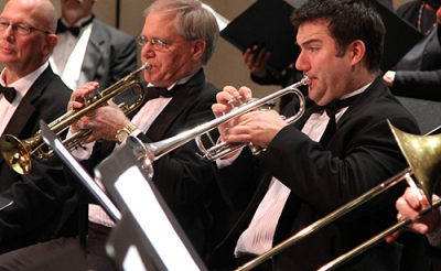 Lake Lewisville Symphony Orchestra Brass Players