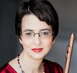 Elizabeth McNutt, flutist