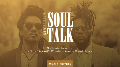 Soul Talk flyer