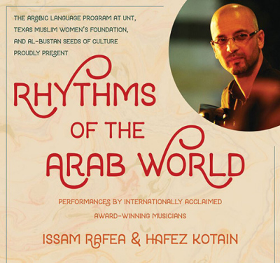 Poster for Rhythms of the Arab World