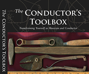 Richard Sparks, The Conductor's Toolbox