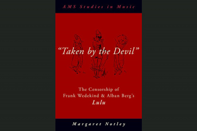 Book Cover of Taken by the Devil by Margare Notley
