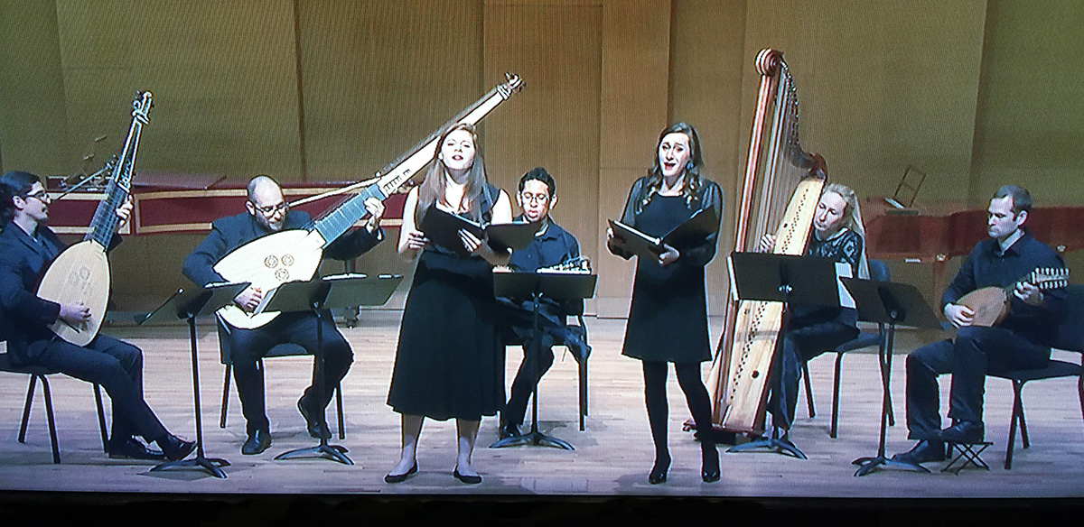 UNT Baroque Chamber Music in Concert - Vocalist